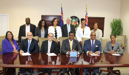Turks and Caicos Island Government secures bond refinancing with RBC.